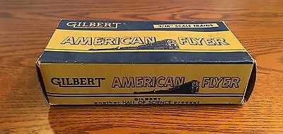 American Flyer 970 Box Car – Box Only (In Great Shape)