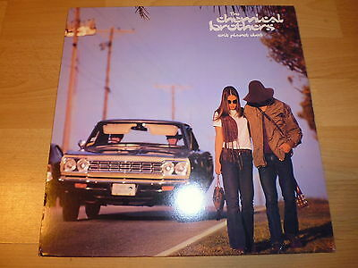 "2x12"" THE CHEMICAL BROTHERS - EXIT PLANET DUST - ASTRALWERKS 1st PRESS!!!"