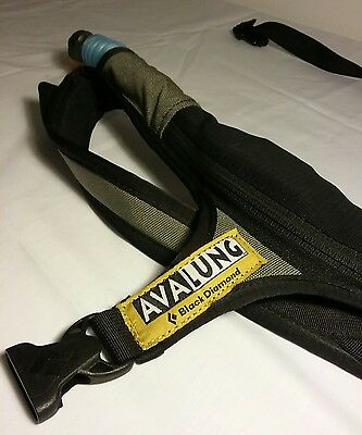 Black Diamond Avalung II size M/L Sling Safety Harness $130.00 retail