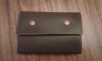 Float Wallet Leather Hand Made And Floats.