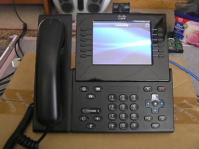 Cisco 9971 Unified IP Video Conferencing Phone CP-9971-C-K9