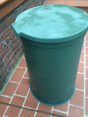 Large Green Compost Bin very Clean Ready for use