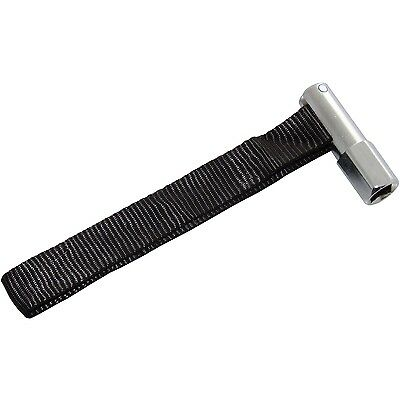 """Oil Filter Wrench With 120Mm Dia Strap 1/2"""" Square Drive Car Filter Removal Tool"""
