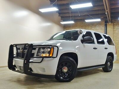 2013 Chevrolet Tahoe  2013 CHEVY TAHOE PPV POLICE PURSUIT, 33K MILES, EQUIPPED, WELL KEPT, TEXAS, NICE