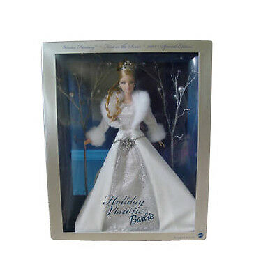 Barbie Doll 2003 Holiday Visions Winter Fantasy Special Edition