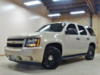 2011 Chevrolet Tahoe  2011 CHEVY TAHOE PPV POLICE PURSUIT, BEIGE, 104K HWY MILES, WELL KEPT, NICE