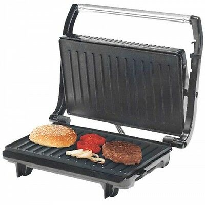 Grill Viande Grill Electrique Grille Panini Plancha Barbecue Appareil Gril