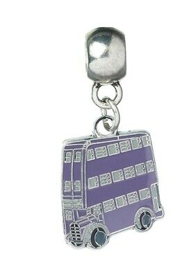 Harry Potter : Knight Bus Slider Charm from The Carat Shop