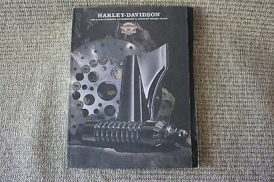 1997 Harley Davidson Genuine Accessories and Parts Catalog 99557-97V