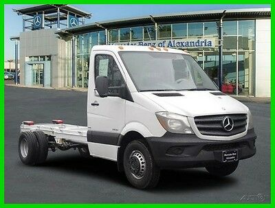 2015 Mercedes-Benz Sprinter 3500 Reduced ! 2015 NEW 170 WB Cab/Chassis 3500 Was $39,460