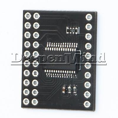 Bidirectional 16-Bit I/O Expander MCP23S17 SPI Serial Interface Shield Module