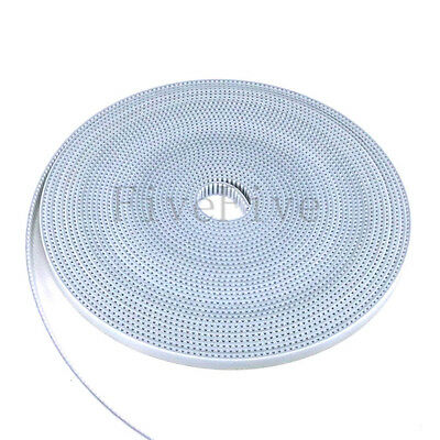 1 meter MXL Opening Timing Belt 10mm width Pulley PU Steel Wire For 3D Printer
