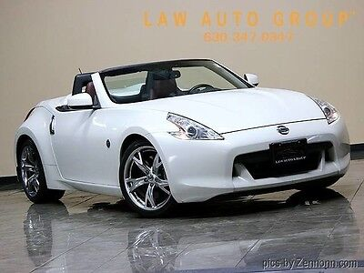 2012 Nissan 370Z  2012 Nissan 2DR CONVERTIBLE