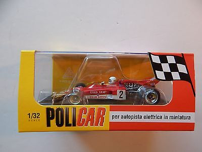 1:32 Scale Lotus 72D # 2 by Policar