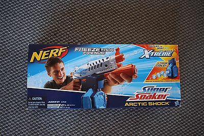 Nerf SUPER SOAKER XTREME: Kids Water Gun Toy. New in box