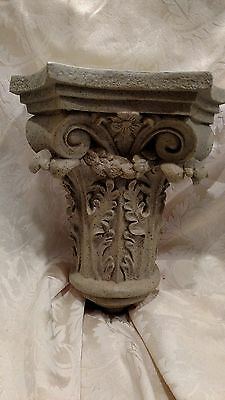 wall shelf corbel