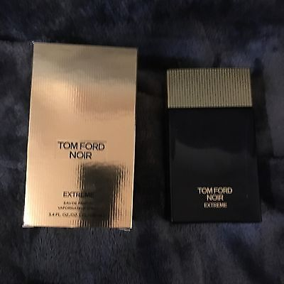 Tom Ford Noir Extreme Empty Bottle 100 Ml EDP With Box