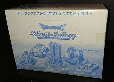 Dragon Quest World Gallery - NEW & FACTORY SEALED BOX final fantasy square enix