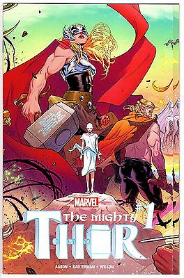 The Mighty Thor 1 Marvel Comics 2016 VF/NM