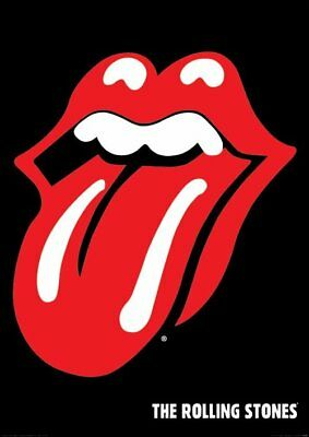 The Rolling Stones - Brand New Poster - Tongue