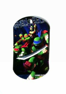 Ninja Turtles - 8 Paper Dog Gift tags- Party Favor Loot Toys Prizes tag