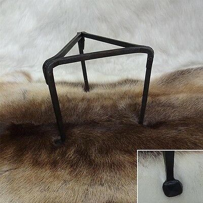 Medieval Iron Cooking Tripod Stand - Historic Campfire Re-Enactment / LARP
