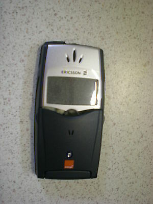 Ericsson T39 original front cover with flip and mic NEW RARE
