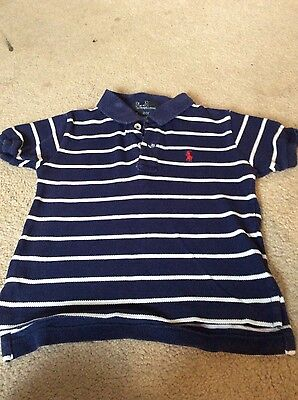 Baby Ralph Lauren polo top age 2