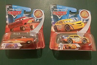 A collection of 22 new Disney Pixar Diecast Cars