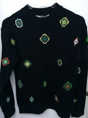 Kenzo x H&M Knitted Wool Jumper with applique
