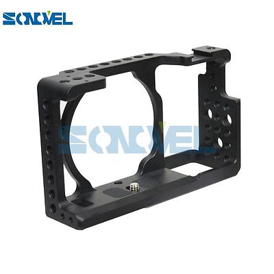 Sonovel SONY alpha a6300 Camera Cage DSLR Rig for a6000 ICLE-6000 NEX-7 NEW