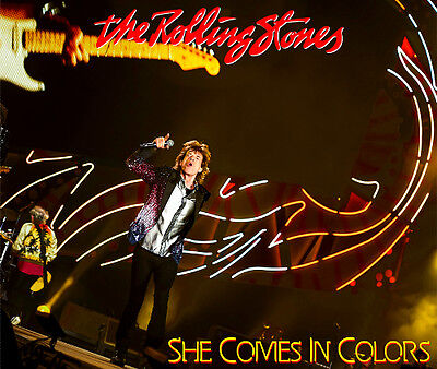 The Rolling Stones - CHILE 2016 LIVE SOUNDBOARD 2CD + Bonus DVDR - Limited