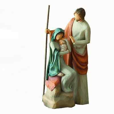 New Willow Tree The Holy Family Nativity Demdaco Brand Figurine By Susan Lordi