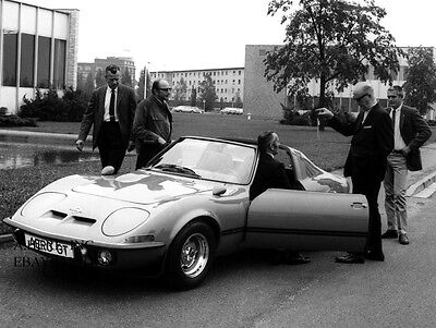 Opel Aero GT 1969 debut and introduction 1969 Model Year – photo press photo