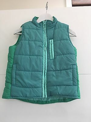 Seed Kids Puffer Vest - Size: 4-5