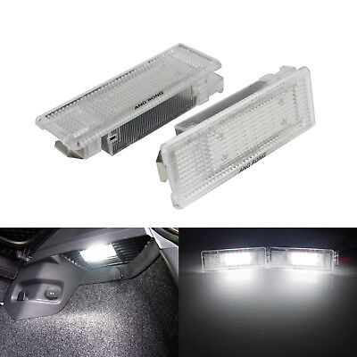 2X Canbus LED Luggage Trunk Boot Light VW Transporter T5 Tiguan Passat Jetta Eos