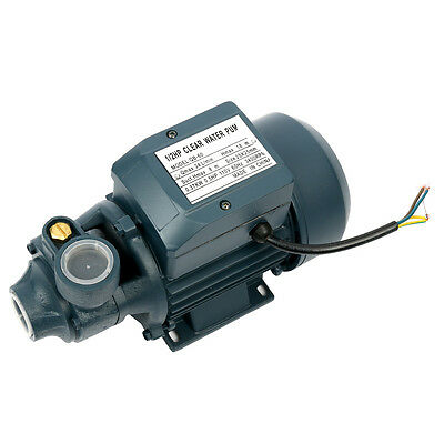 1/2HP Electric Industrial Centrifugal Clear Clean Water Pump Pool Pond Farm US