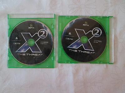 2 Disc Pc  Game - X 2.  As New Condition