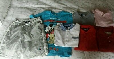 Timberland - I.do - Paper moon - Walt Disney + d&g omaggio polo maglie 5 - 6 an