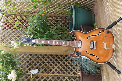 RARE 1964 VOX Challenger Arch Top Electric Guitar
