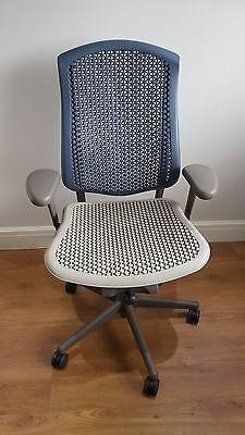 Herman Miller Celle Ergonomic Office Task Chair. Great Support.very Comfi
