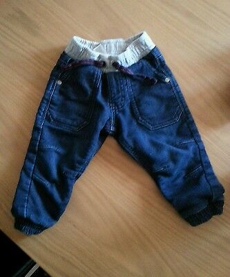 Boys Jeans 9-12 months worn once