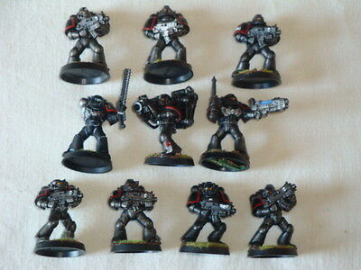 Space Marine Tactical Squad *Warhammer 40,000* Games Workshop