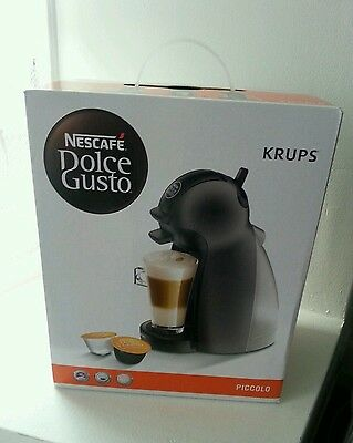 Neuf avec facture - garantie 2 ans - Cafetiere Dolce Gusto Piccolo