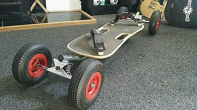 Rare Scrub All Terrain Mountain Board for use/display. Great for collectors