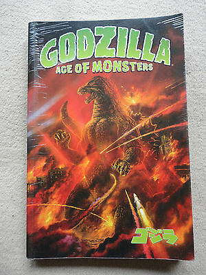 Godzilla Age of Monsters- Graphic Novel. Titan Books