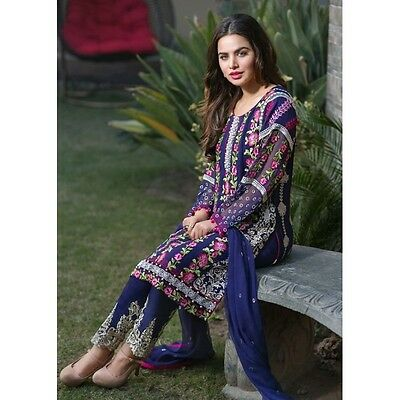 Orignal Iznik 3pcs Unstitched Suit - 03