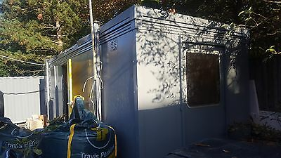 24 ft Site Office Container with canteen