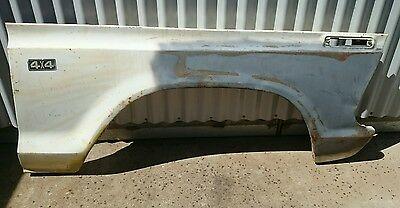Ford F100 front guard