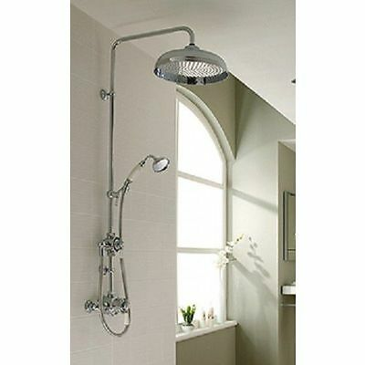Mira Realm Diverter shower mixer with thermostat